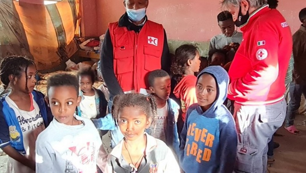 After visiting Tigray, IFRC President calls for increased humanitarian response