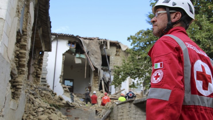 1. IFRC Italy Earthquake
