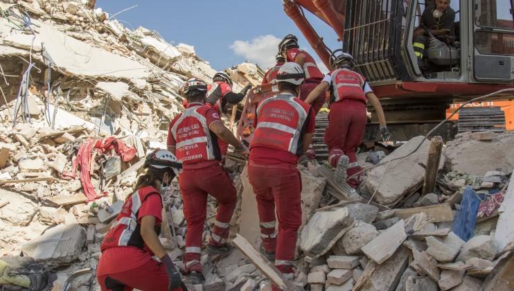 2. IFRC Italy Earthquake