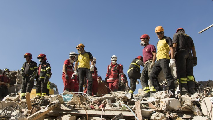 3. IFRC Italy Earthquake