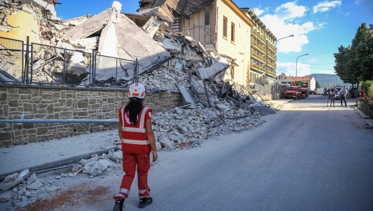 4. Italy Earthquake