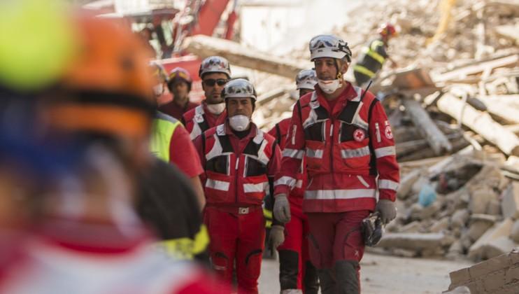 11. Italy Earthquake