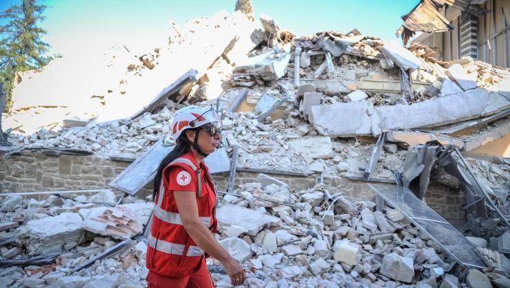 12. Italy Earthquake