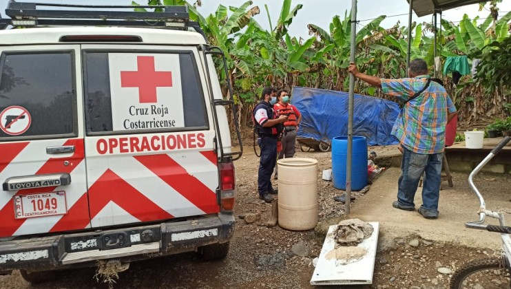 Costa Rica Red Cross will support 7500 people in Guanacaste and Puntarenas (Southern Pacific Region) in the areas of food security, water, sanitation and hygiene, and cash transfer to support reconstruction of damaged houses.    Credits: Costa Rica Red Cross