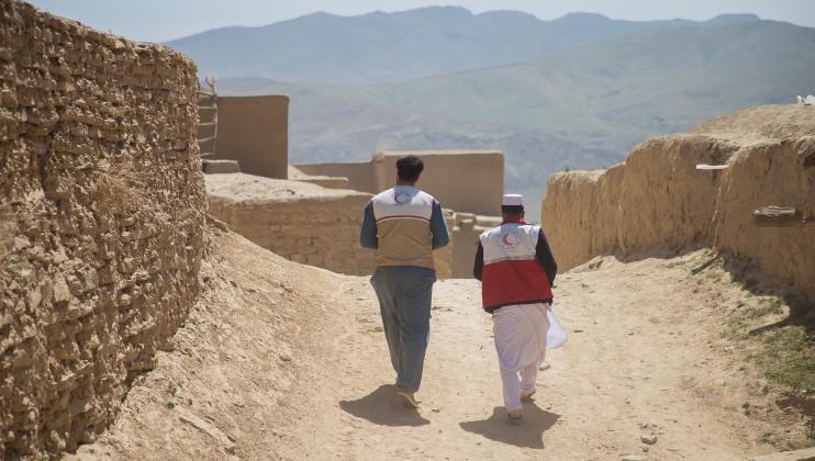 Afghanistan 030621 wide shot Aab kamari, Badghis, western Afghanistan, April 2021