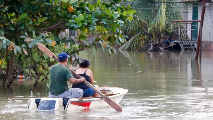 Honduras 241120 Honduras response to Hurricane Iota