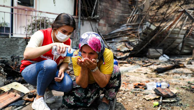 More than 139 million people hit by climate crisis and COVID-19, new IFRC analysis reveals